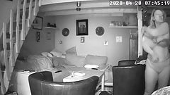 Mature is changing on IP Cam 4-28-20