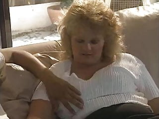 Yellow chunky sperm - Chunky mom chablis cant wait to get some young cock