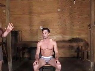 Beefy nude men in bondage Men in bondage
