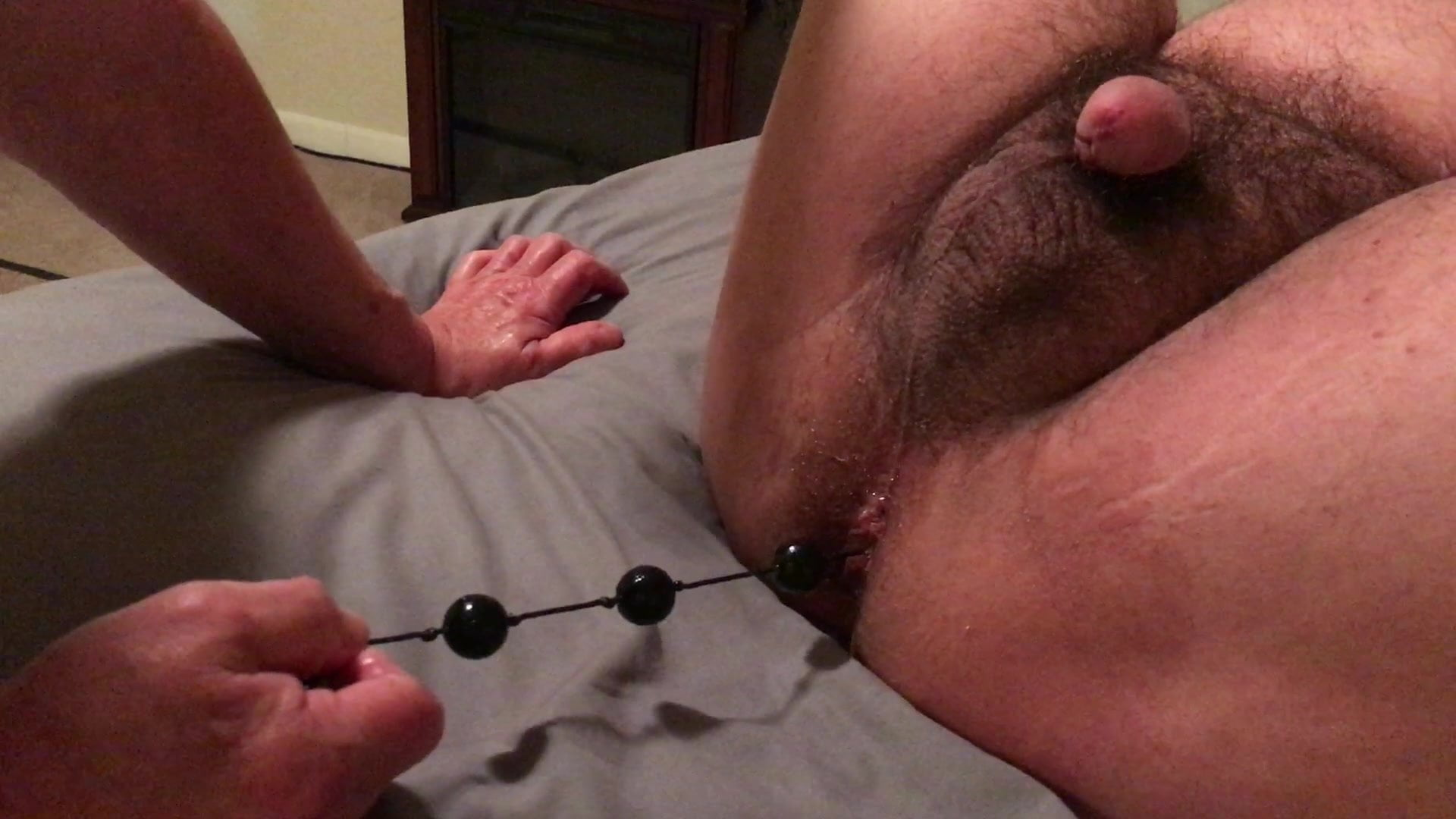 Watch anal beads porn