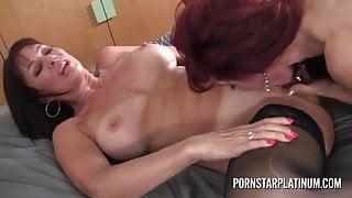 Hot older kinky anal lesbians