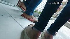Зрелые ступни