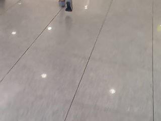 Im 2 sexy - Sexy candid legs in supermarket - geile beine im supermarkt