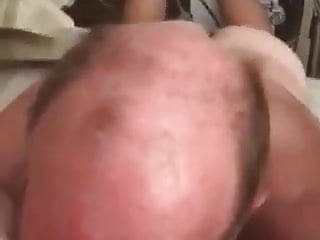 Forced to eat my sperm Letting my sperm donor eat my pussy