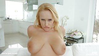 Big tit Angel Wicky dripping messy creampie by All Internal