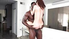 Hot couple interracial sex