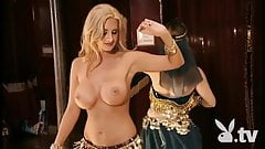 Belly Dance Shiva Topless