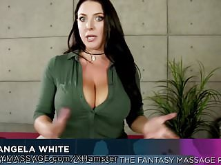 Lesbian scissor grind videos - Angela white and lena paul lesbian scissor and cum