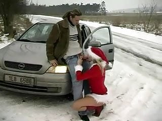 Nude mrs merry christmas - Merry christmas baby