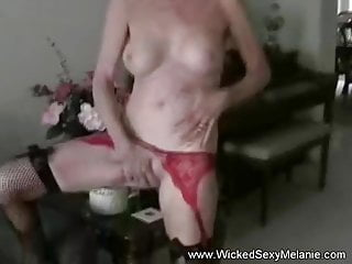 Cock sucking grandma Fantastic cock sucking from amateur grandma