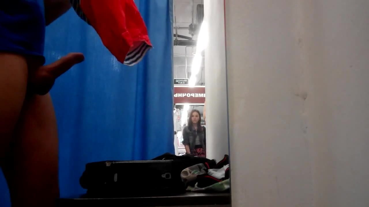 Public Fuck Dressing Room