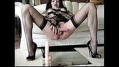 Carol C. Spilling Cum From Asscunt and Gurlcock