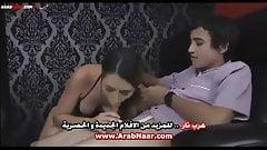 レバノン人ブルネットアラビア語2