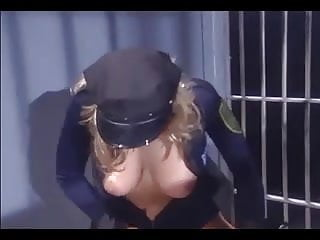 Fishnet fucking Uniformed female in fishnet stockings fucking