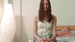 Eiby Shine - perhaps her first video - proofs her virginity
