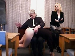 Santa spanks bottom Big bottom spanked