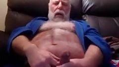 Grandpa's Solo Orgasm