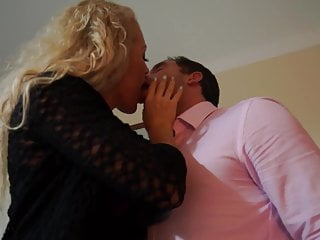 Rebecca fucking British milf rebecca fucked by lucky dude