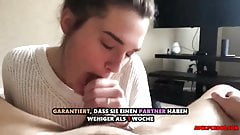 Lazy Afternoon Blowjob And Swallow