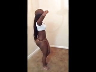 Black phat pussy booty - Big black phat ridiculous azz booty twerkin best azz