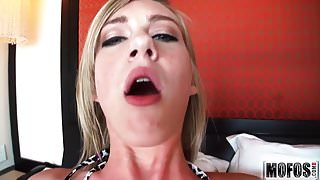 Can You See Me Now video starring Chloe Brooke - Mofos