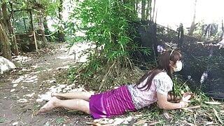 Dress set thai batic ladyboy