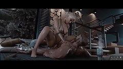 Hot Cock Ride Revna