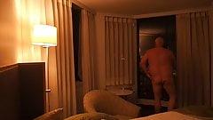torino57ca Motel open window masturbation