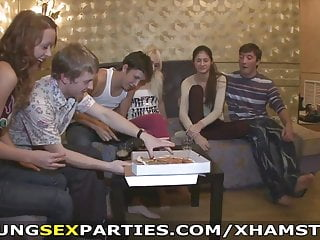 Young sex videos - Young sex parties - winter break sex party in a dormitory