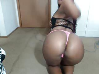 Strippers body Super sexy ebony webcam stripper with crazy body