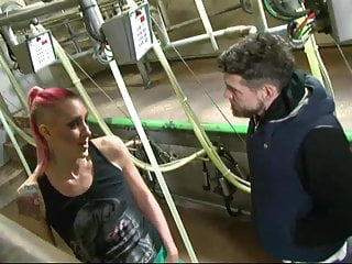 Ford escort factory cd player British slut ava gets fucked in a factory in stockings