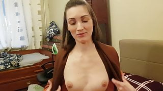 Fucked my friend's sister when he left for work ! Teens fuck