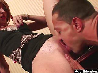 Huge cock screaming insertions Adultmemberzone - huge dick makes her scream with pleasure