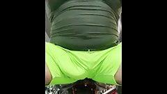 Bulge at the gym !