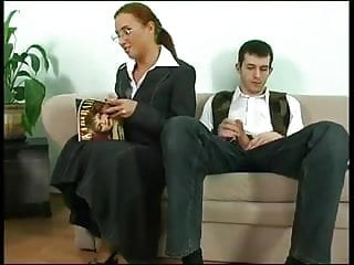 Clothed fuck Clothed business mature fucked in the ass