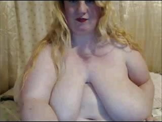 Women with big long tits Wcg: em big, long, cock-eyed titties on this white bbw