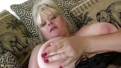 Brilliant mature mom with nice big tits and ass