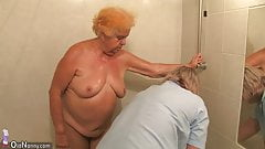 Amateur mature - amateur mature - amateur mature shower gran