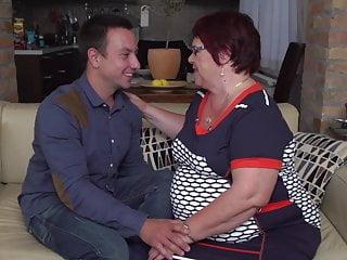Fat boy fucking girl Fat grandma get cuni and fuck with boy