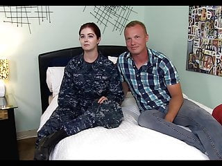 Vintage us navy aircraft - Janice cute redhead navy girl banged hard