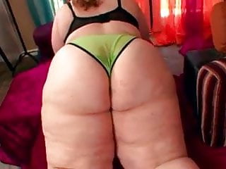Bottom girl pear Pale skin pear shaped ssbbw milf vs young bbc
