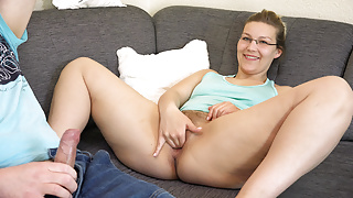 Do you wanna see me come live to orgasm? l DADDYS LUDER