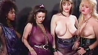 Vintage bouncy big tits – harem boogie