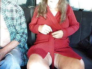 Fuck me i am drunk - I am a whore wife fucking in back seat of truck,cum in me