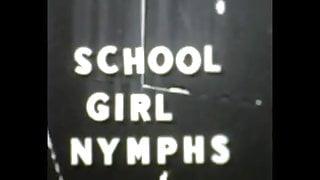 School Girl Nymphs  Site Seer