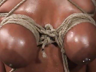 Bondage bitchs Skull fucked for an ebony bitch