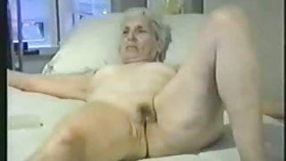 Granny waiting for my cock