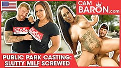 Zara Mendez loves young dick in her pussy! CamBaron.com