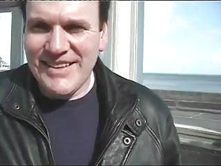 Remote vibrator bikini errand Blonde slut running errands his lollipop in her pussy