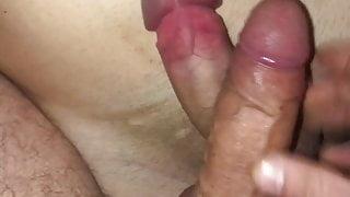 Frotting Big Dicks cock on cock